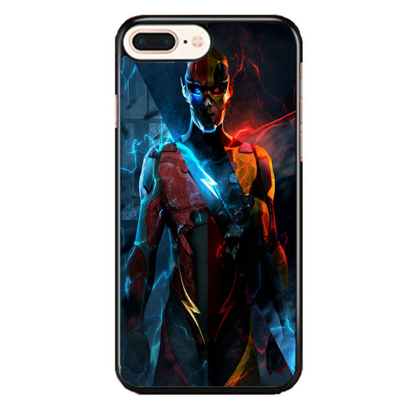 Flash Zoom Reverse Flash iPhone 8 Plus Case | Frostedcase