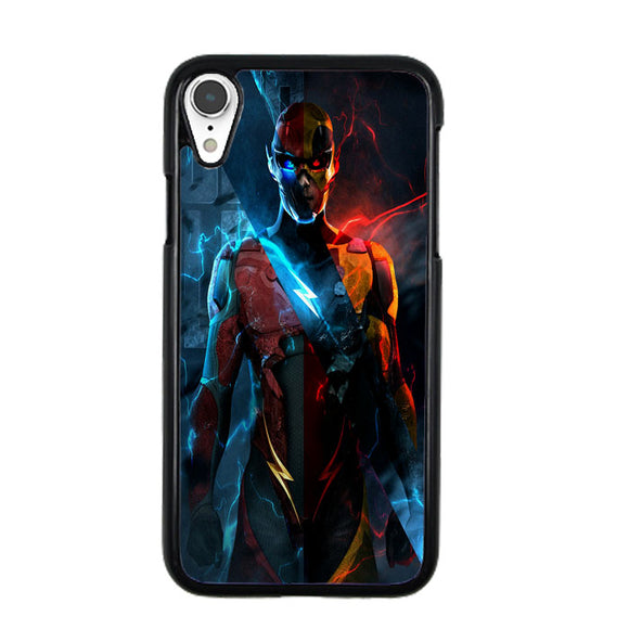 Flash Zoom Reverse Flash iPhone XR Case | Frostedcase