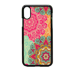 Floral Art iPhone X Case | Frostedcase