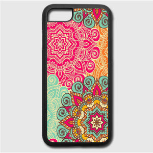 Floral Art iPhone 7 Case | Frostedcase