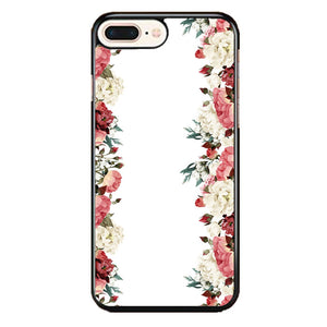 Floral iPhone 8 Plus Case | Frostedcase