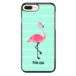 Fondos De Pantalla Flamencos iPhone 8 Plus Case | Frostedcase