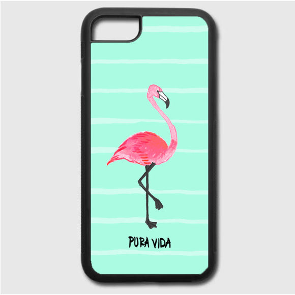 Fondos De Pantalla Flamencos iPhone 7 Case | Frostedcase