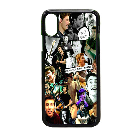 buy popular d4280 97fa3 Fondos De Shawn Mendes iPhone X Case | Frostedcase