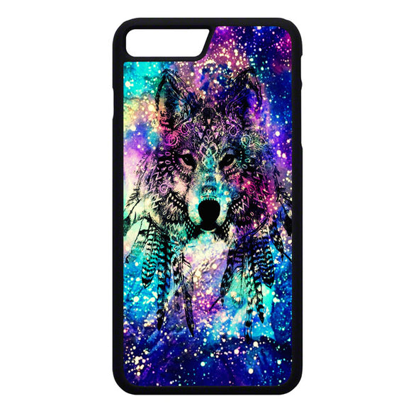 Fox Indian Galaxy iPhone 7 Plus Case | Frostedcase