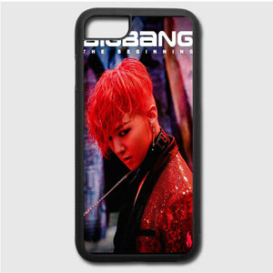 G Dragon Bigbang iPhone 7 Case | Frostedcase