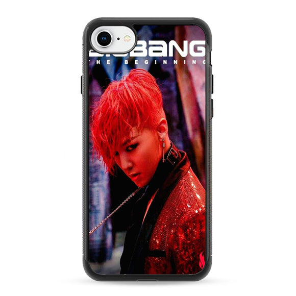 G Dragon Bigbang iPhone 8 Case | Frostedcase