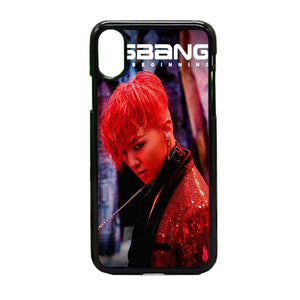 G Dragon Bigbang iPhone X Case | Frostedcase