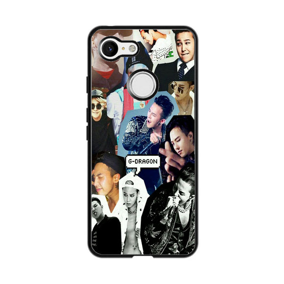 G Dragon Collaction Google Pixel 3 Case | Frostedcase