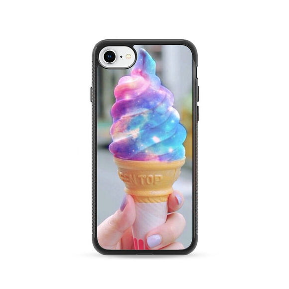 Galaxy Ice Cream iPhone 8 Case | Frostedcase