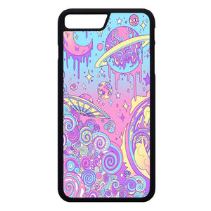 Galaxy Smoot iPhone 7 Plus Case | Frostedcase