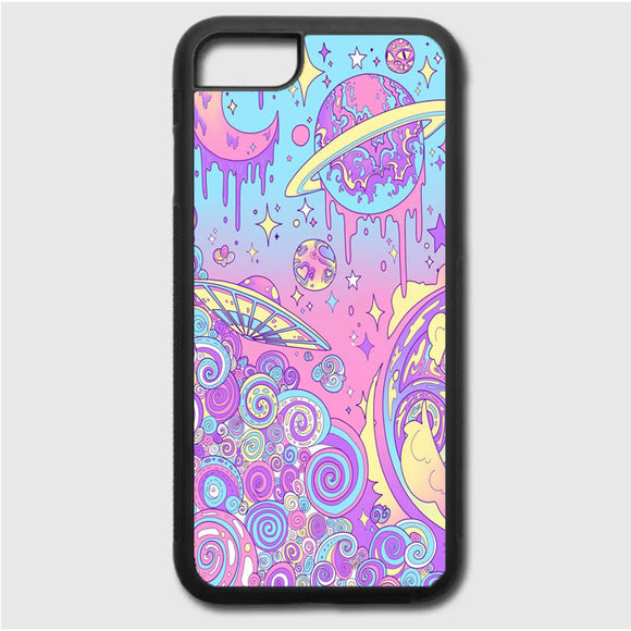 Galaxy Smoot iPhone 7 Case | Frostedcase