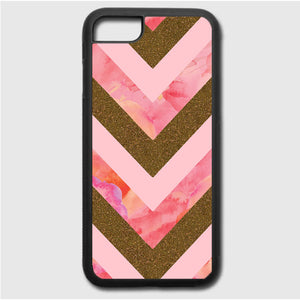 Gliter Pink iPhone 7 Case | Frostedcase