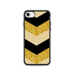 Glitter Gold iPhone 8 Case | Frostedcase