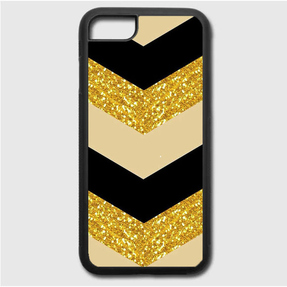 Glitter Gold iPhone 7 Case | Frostedcase