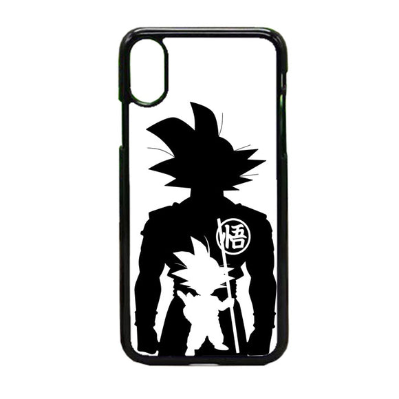 Goku Passion For Fighting iPhone XS Max Case | Frostedcase