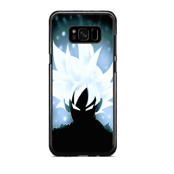 Goku Ultra Instinct Mastered Samsung Galaxy S8 Plus Case| Frostedcase