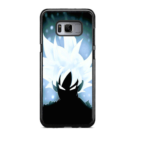 Goku Ultra Instinct Mastered Samsung Galaxy S8 Case | Frostedcase