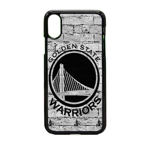 Golden State Warriors Logo iPhone XS Case | Frostedcase