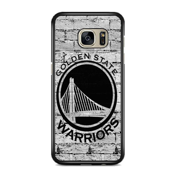 Golden State Warriors Logo Samsung Galaxy S7 EDGE Case | Frostedcase