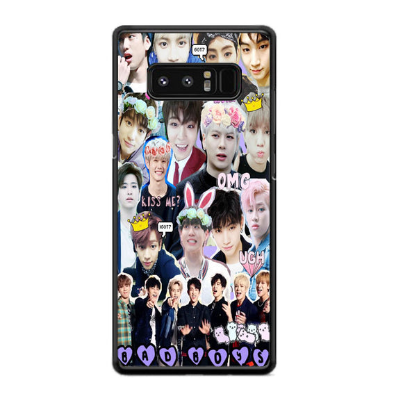Got 7 Samsung Galaxy Note 8 Case | Frostedcase