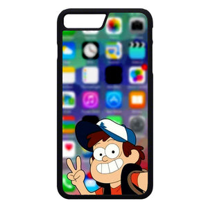 Gravity Falls iPhone 7 Plus Case | Frostedcase