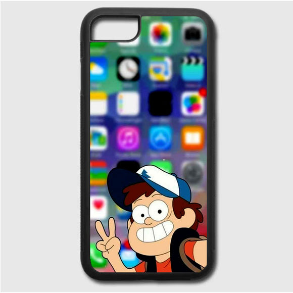 Gravity Falls iPhone 7 Case | Frostedcase