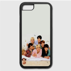 Group Bts iPhone 7 Case | Frostedcase