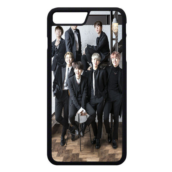 Group Bts Dress Neatly iPhone 7 Plus Case | Frostedcase