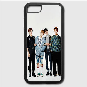 Group Bts Photoshoot Festa 2017 iPhone 7 Case | Frostedcase