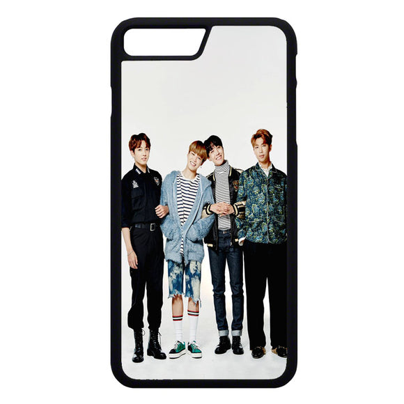 Group Bts Photoshoot Festa 2017 iPhone 7 Plus Case | Frostedcase