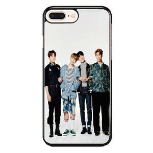 Group Bts Photoshoot Festa 2017 iPhone 8 Plus Case | Frostedcase