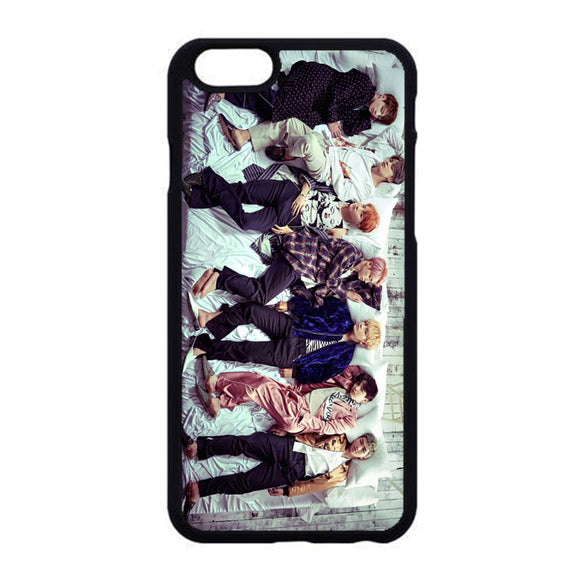 Group Bts Photoshot iPhone 6|6S Case | Frostedcase
