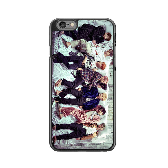 Group Bts Photoshot iPhone 6 Plus|6S Plus Case | Frostedcase