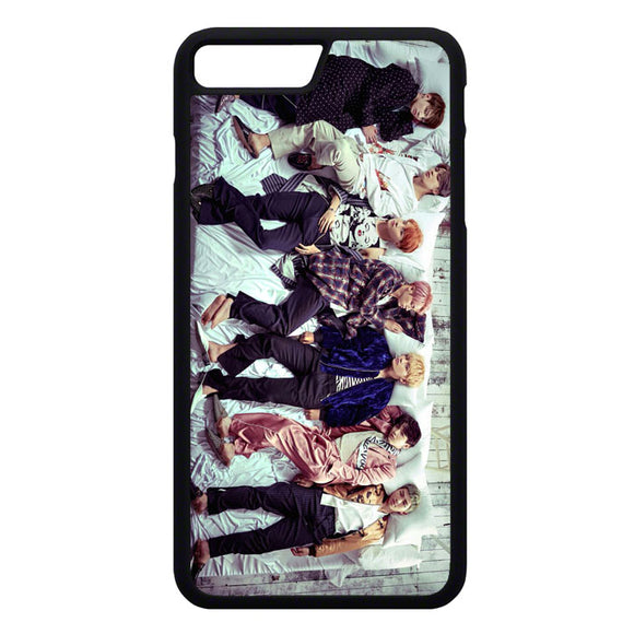 Group Bts Photoshot iPhone 7 Plus Case | Frostedcase
