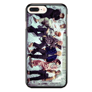 Group Bts Photoshot iPhone 8 Plus Case | Frostedcase