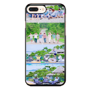 Group Bts Tour iPhone 8 Plus Case | Frostedcase