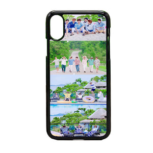 Group Bts Tour iPhone X Case | Frostedcase