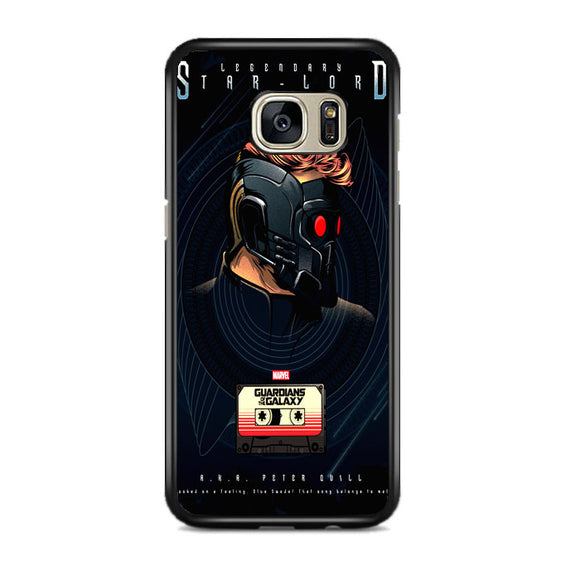 Guardians Of The Galaxy Poster Art Samsung Galaxy S7 EDGE Case | Frostedcase