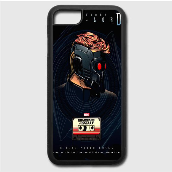 Guardians Of The Galaxy Poster Art iPhone 7 Case | Frostedcase