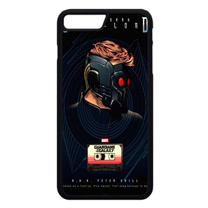 Guardians Of The Galaxy Poster Art iPhone 7 Plus Case | Frostedcase