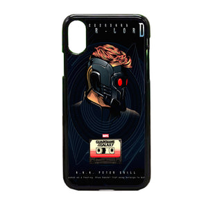 Guardians Of The Galaxy Poster Art iPhone X Case | Frostedcase