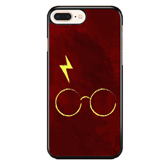 Harry Potter Art Simbol iPhone 8 Plus Case | Frostedcase