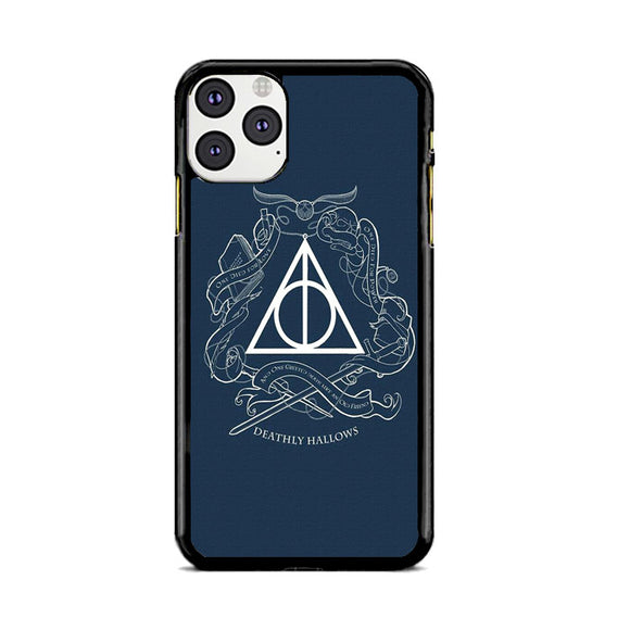 Harry Potter To Hogwarts Deathly Hallows iPhone 11 Pro Max Case | Frostedcase
