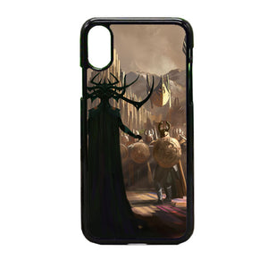 Hela In Thor Ragnarok iPhone X Case | Frostedcase