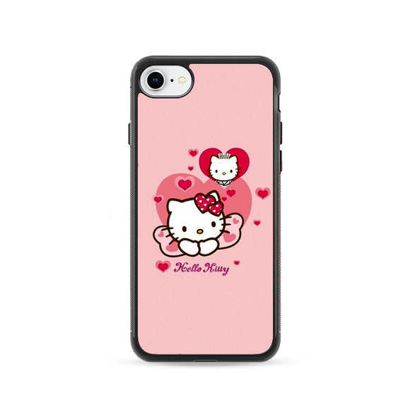 Hello Kitty Love iPhone 8 Case | Frostedcase