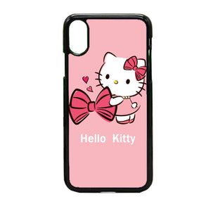 Hello Kitty Pita iPhone X Case | Frostedcase