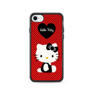 Hello Kity Merah iPhone 8 Case | Frostedcase