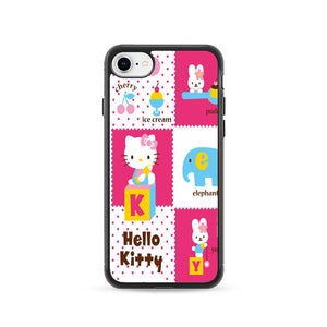 Hello Kity Pink iPhone 8 Case | Frostedcase