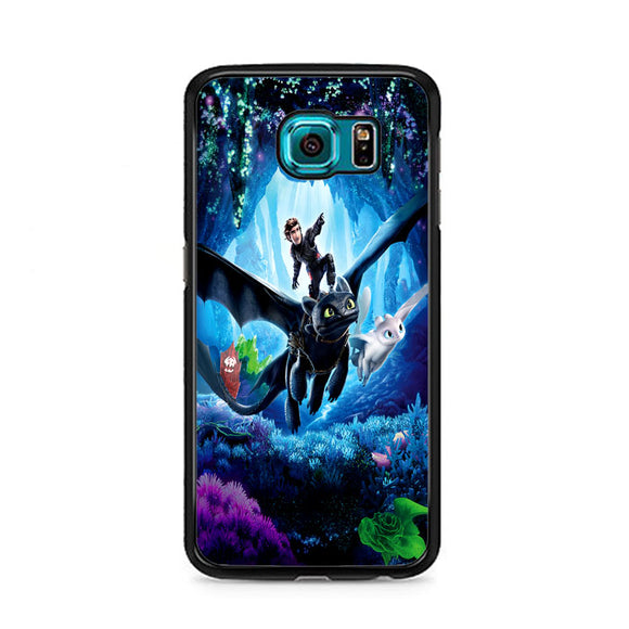 How To Train Your Dragon 3 Hidden World Samsung Galaxy S6 Case | Frostedcase